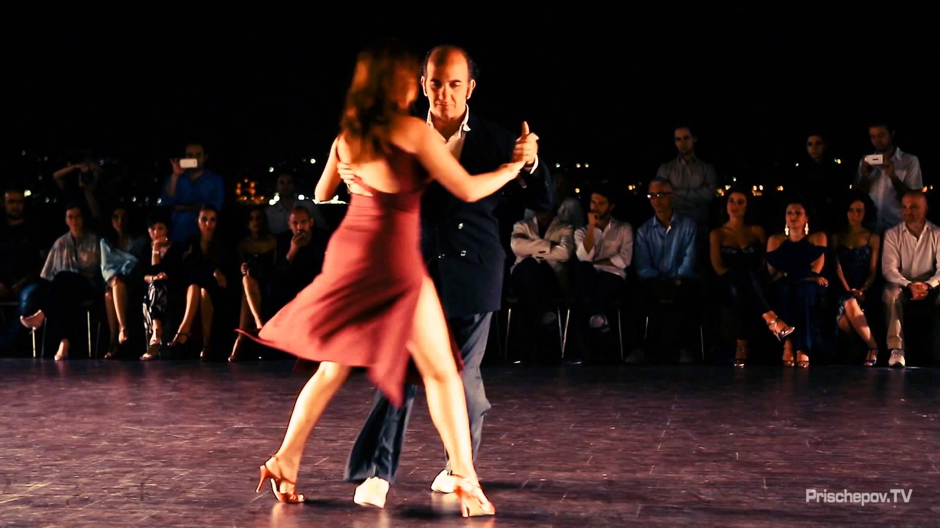 Ciccio Aiello & Sofia Galanaki – Istanbul Tango Festival 2014