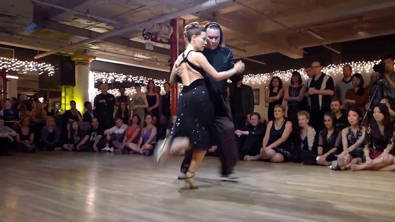 Chicho Frumboli & Juana Sepulveda – Tango Element NYC