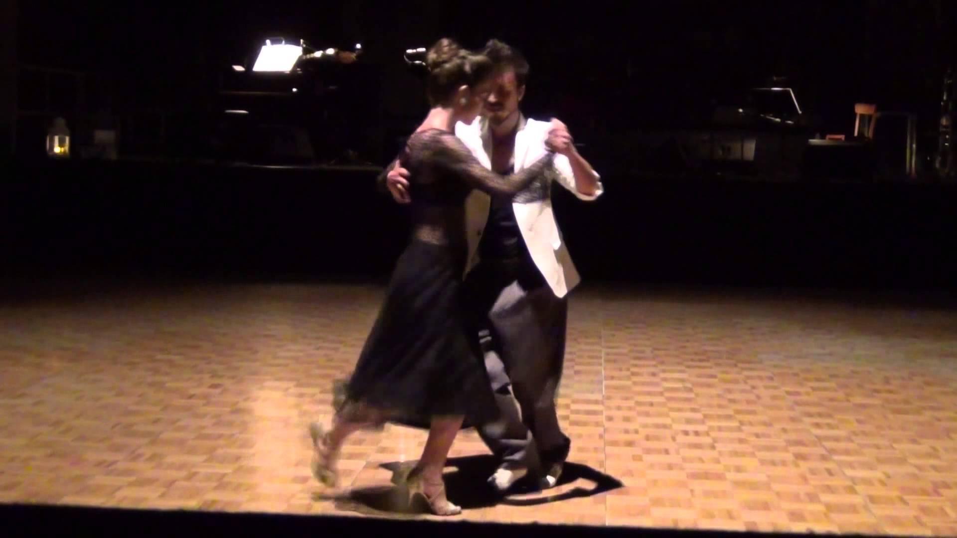 Serkan Gökçesu & Cecilia Garcia – Tango Tage Leipzig 2015