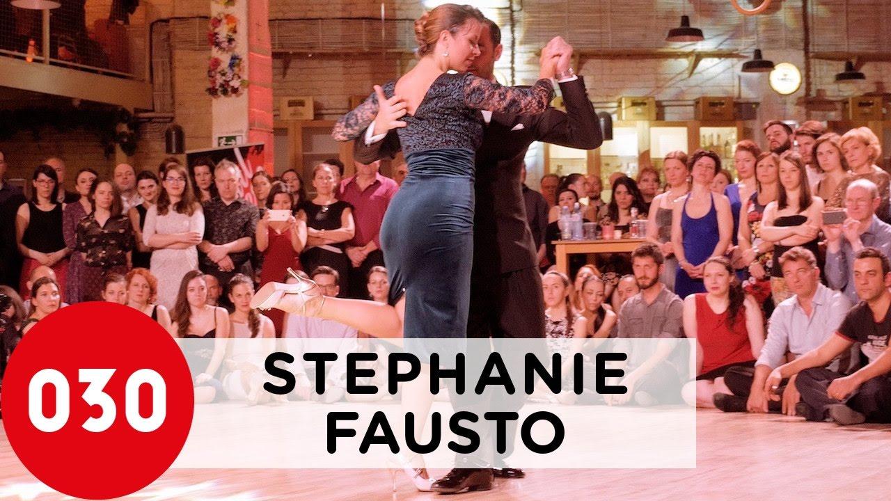 Fausto Carpino & Stephanie Fesneau — 8th Belgrade Tango Encuentro