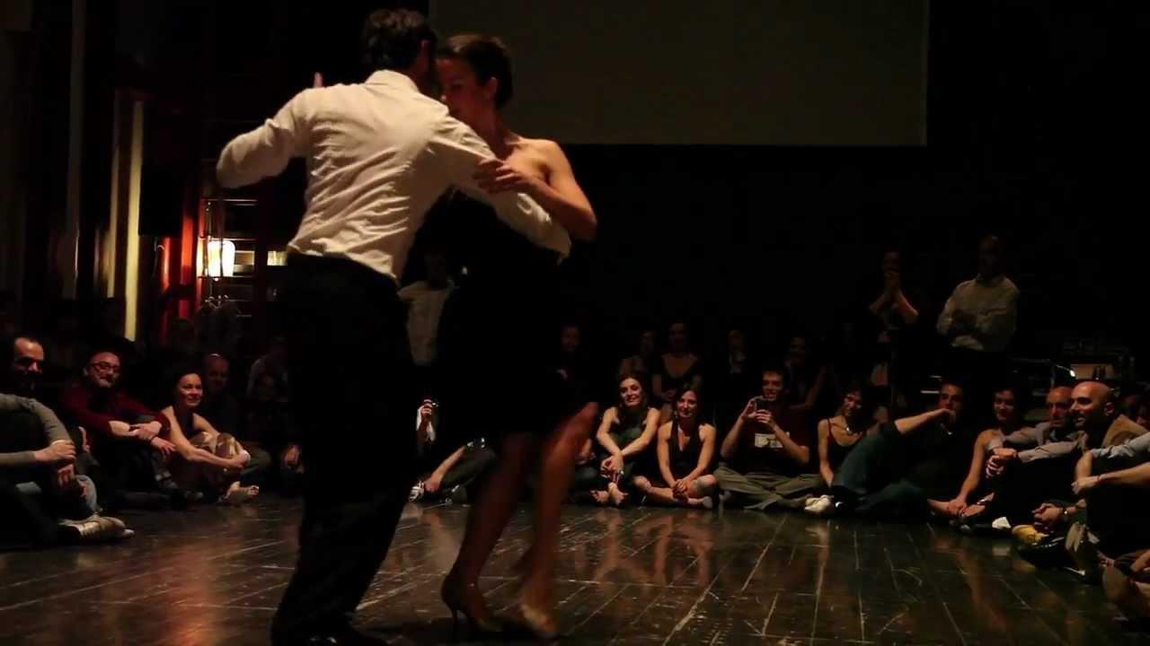 Fausto Carpino & Stephanie Fesneau — Milonga Sì, 2012