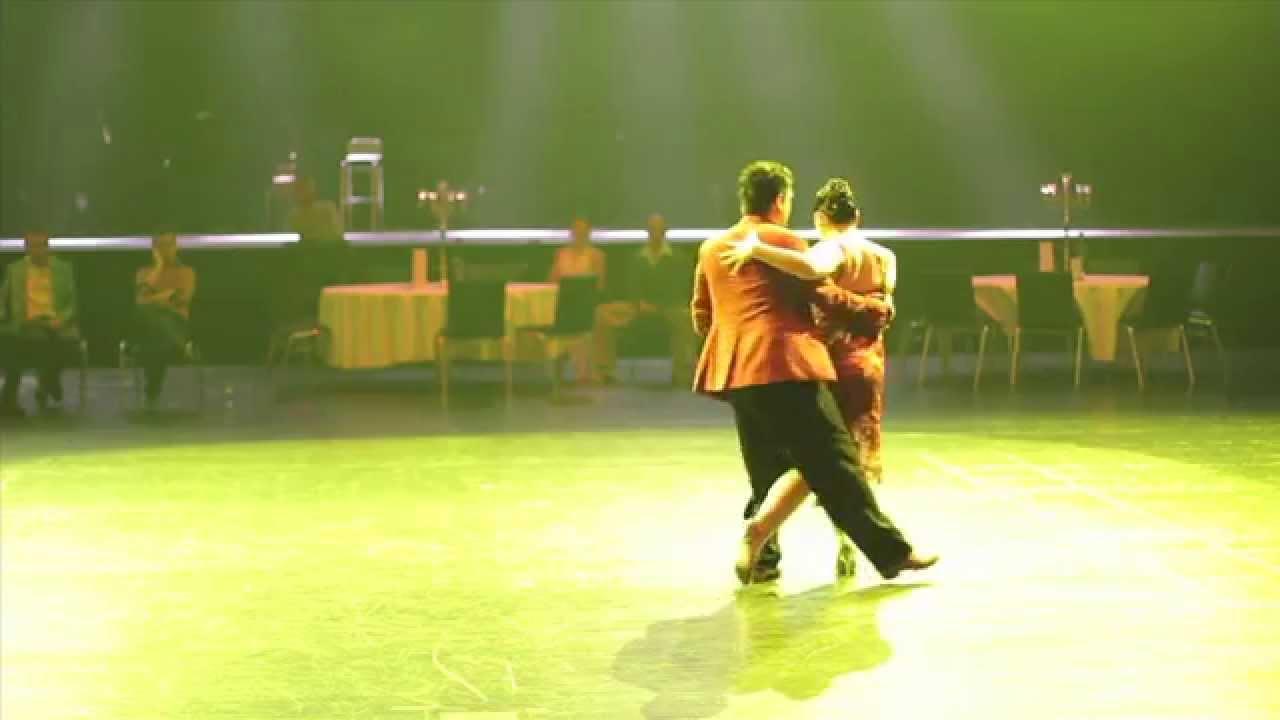 Ariadna Naveira & Fernando Sanchez  — Tango en Punta 2014