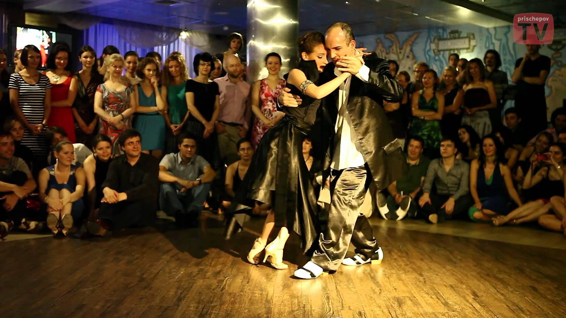 Horacio Godoy & Magdalena Gutierrez — Milonguero Nights 2012