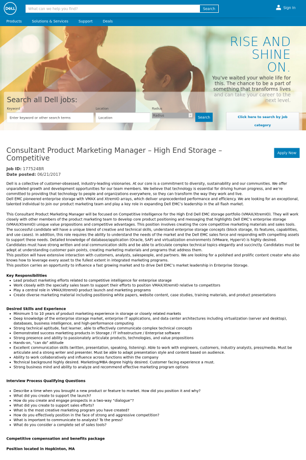 in addition - Product Consultant Jobs