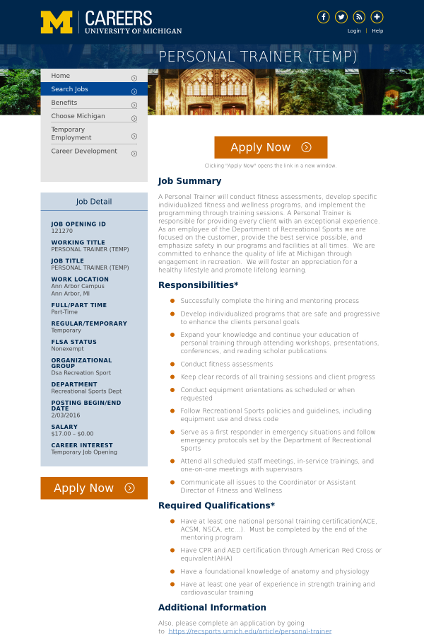 Beautiful University Of Michigan Anatomy Website Composition ...