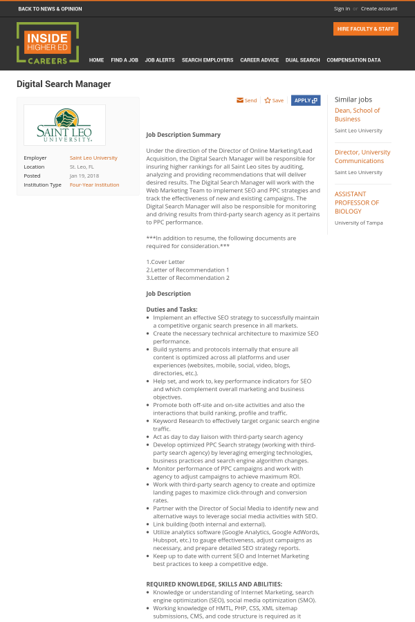 cover letter for communications job - Picture Ideas References