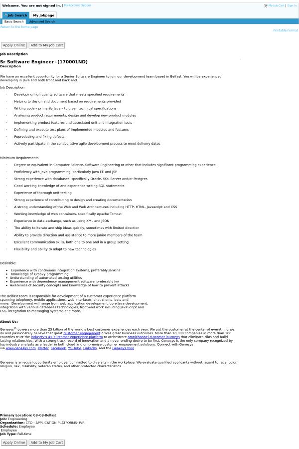 Beste Product Application Engineer Job Description Fotos - Bilder ...