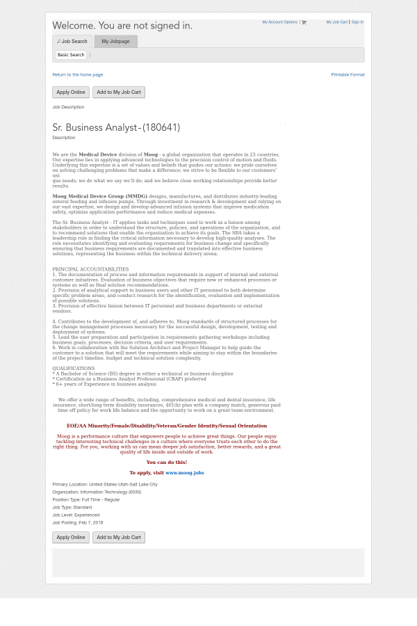 business analyst resumes%0A how to improve resume senior business analyst resume Description