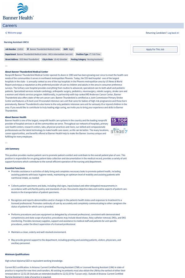 Fantastisch Zertifizierte Pflegehelferin Setzt Objektive Beispiele ...