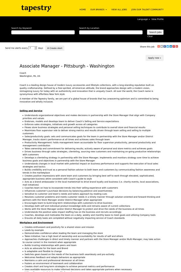 jobs in washington pa