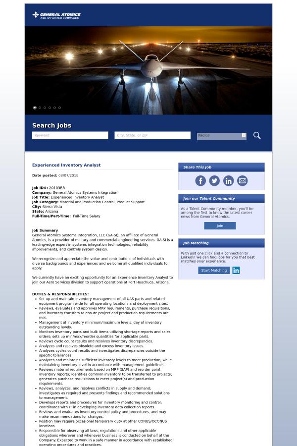 job id 20103br