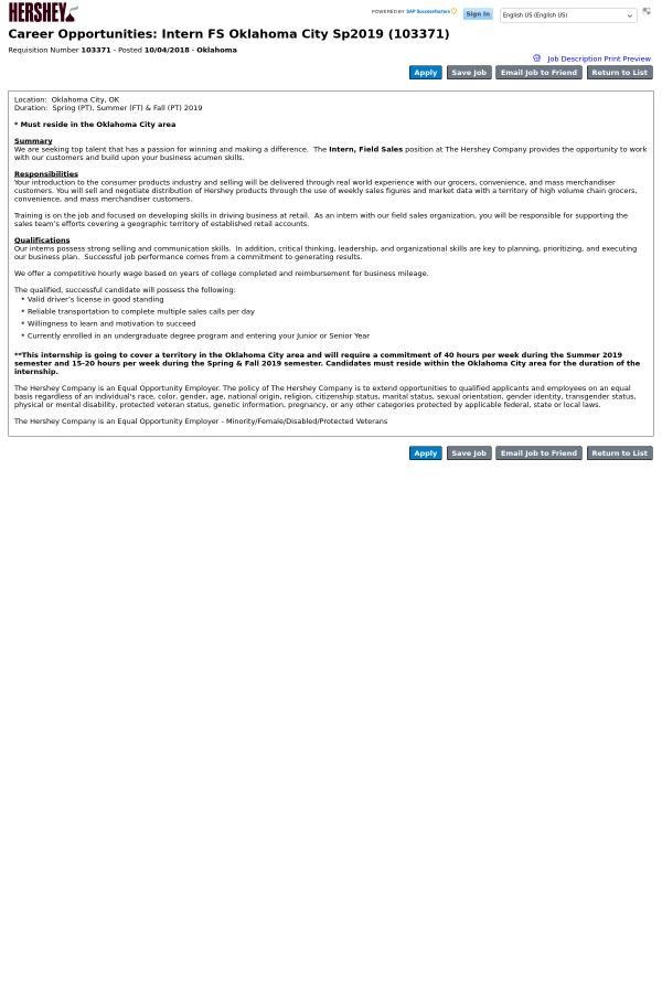 Job opportunities oklahoma city ok