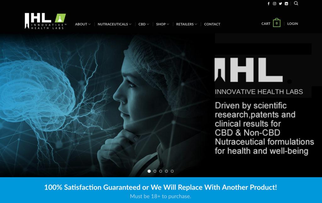 IHL - Ecommerce Web Design