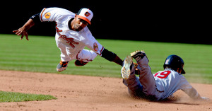Baseball Slide Safe