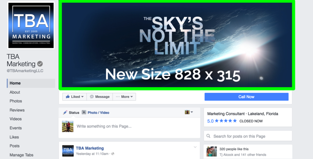 New Facebook Changes For Business Pages