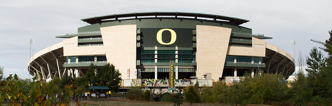 Oregon Stadium