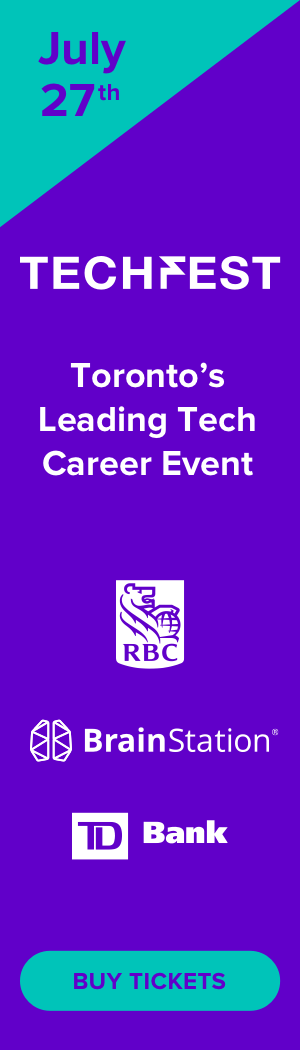 Techfest Toronto - July 27th