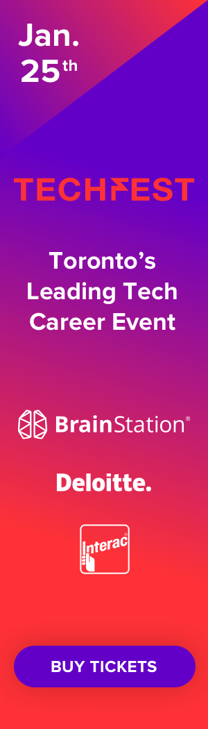 Techfest Toronto - Jan 25th