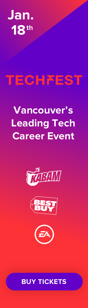 Techfest Vancouver - Jan 18th