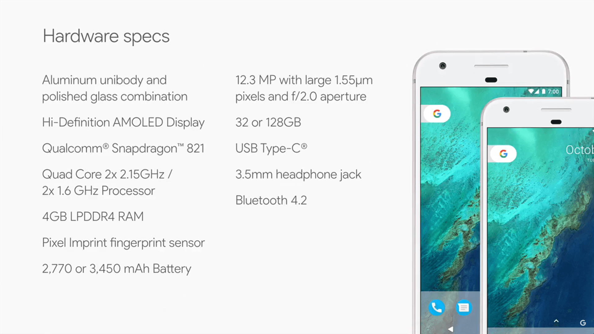 Google Announces Their Pixel Phone With Swagger – Techvibes