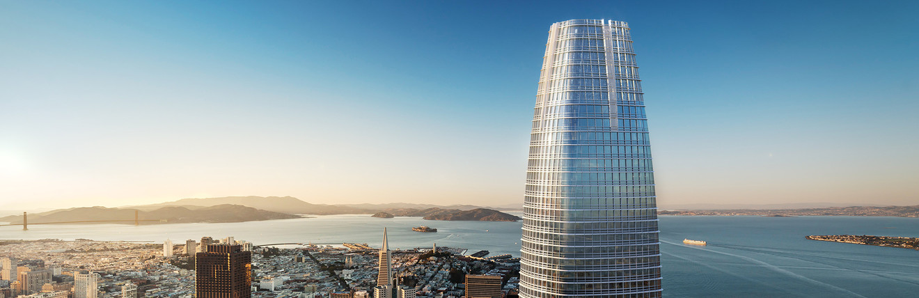 Salesforce Tower_Top
