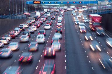 london traffic