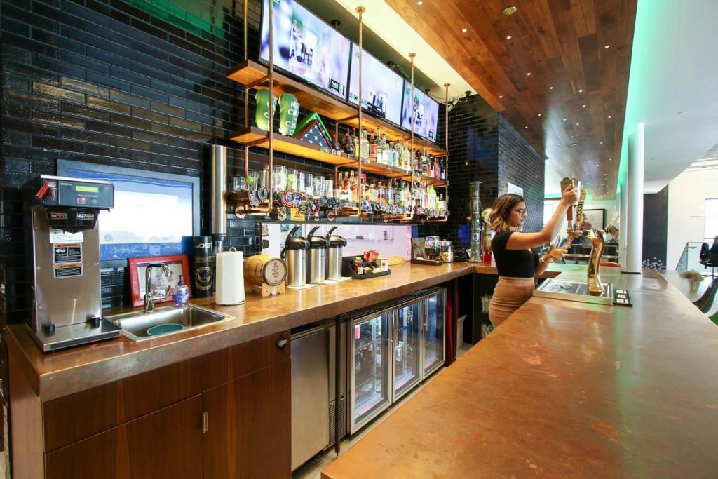 Best Office Bar: theChive Austin