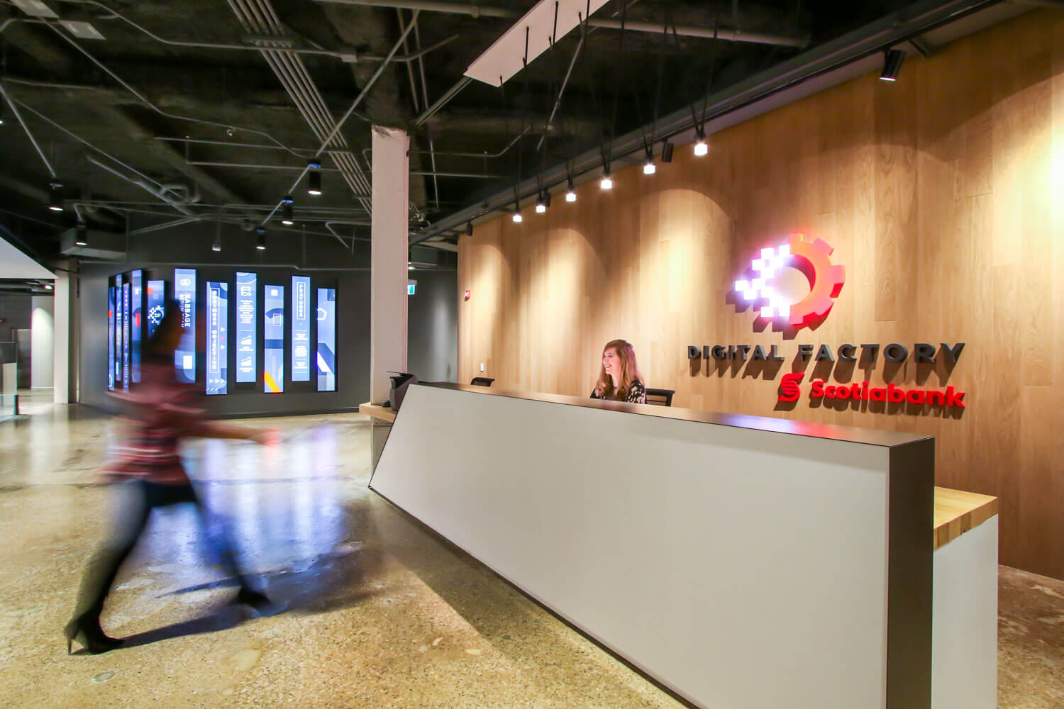 Scotiabank Toronto Disrupts The Future with Digital Factory