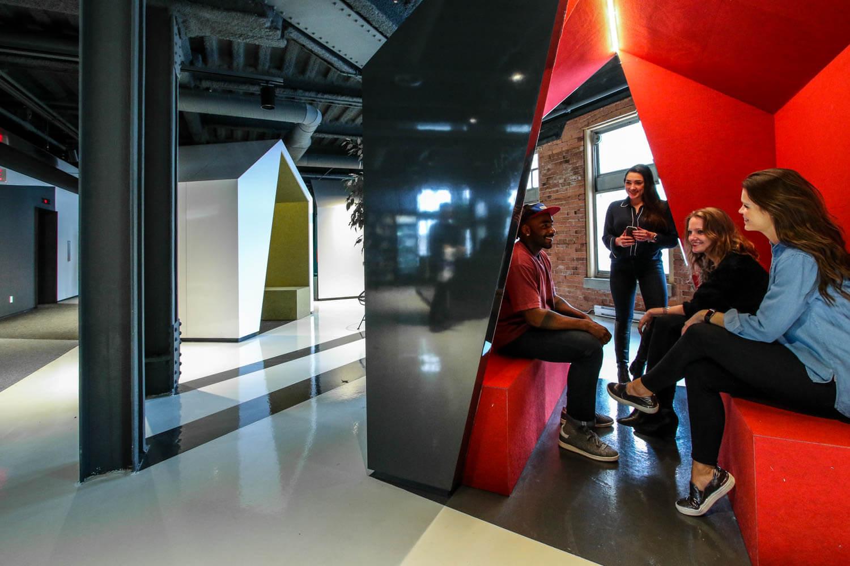 Lightspeed's Historic Headquarters in Old Montreal – Techvibes