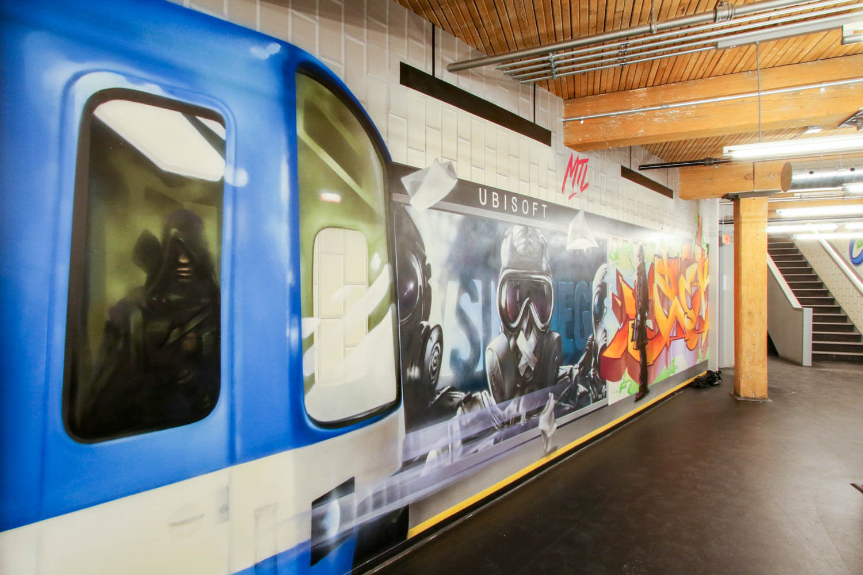 Ubisoft Montreal Office-6