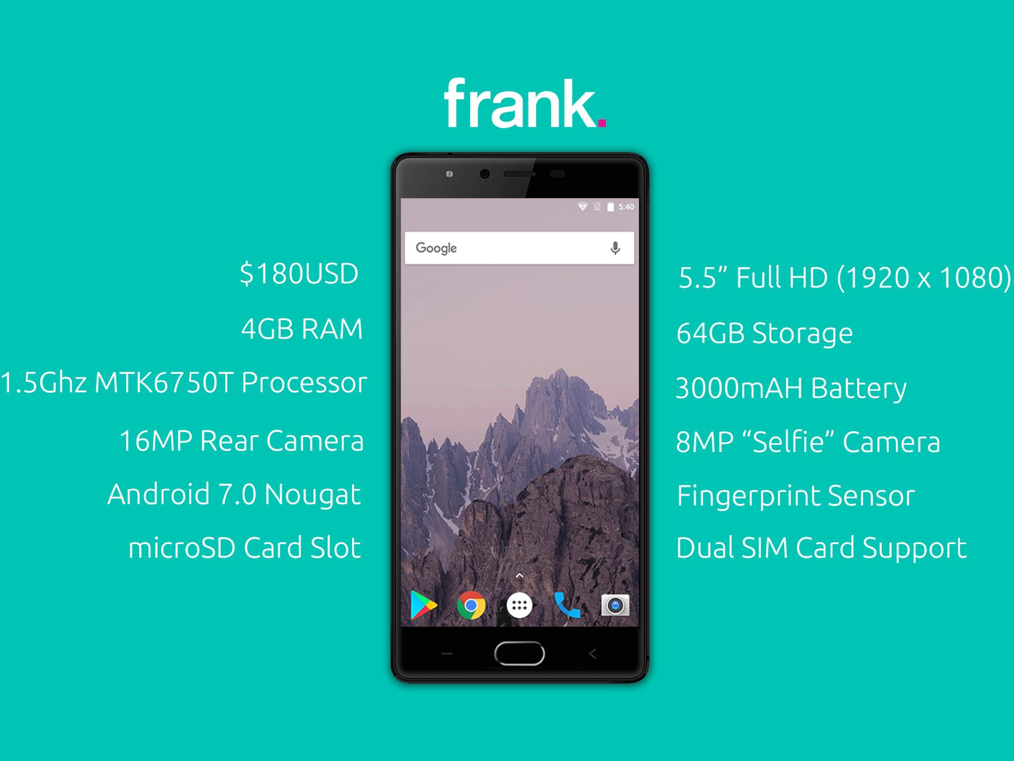 frank. specs