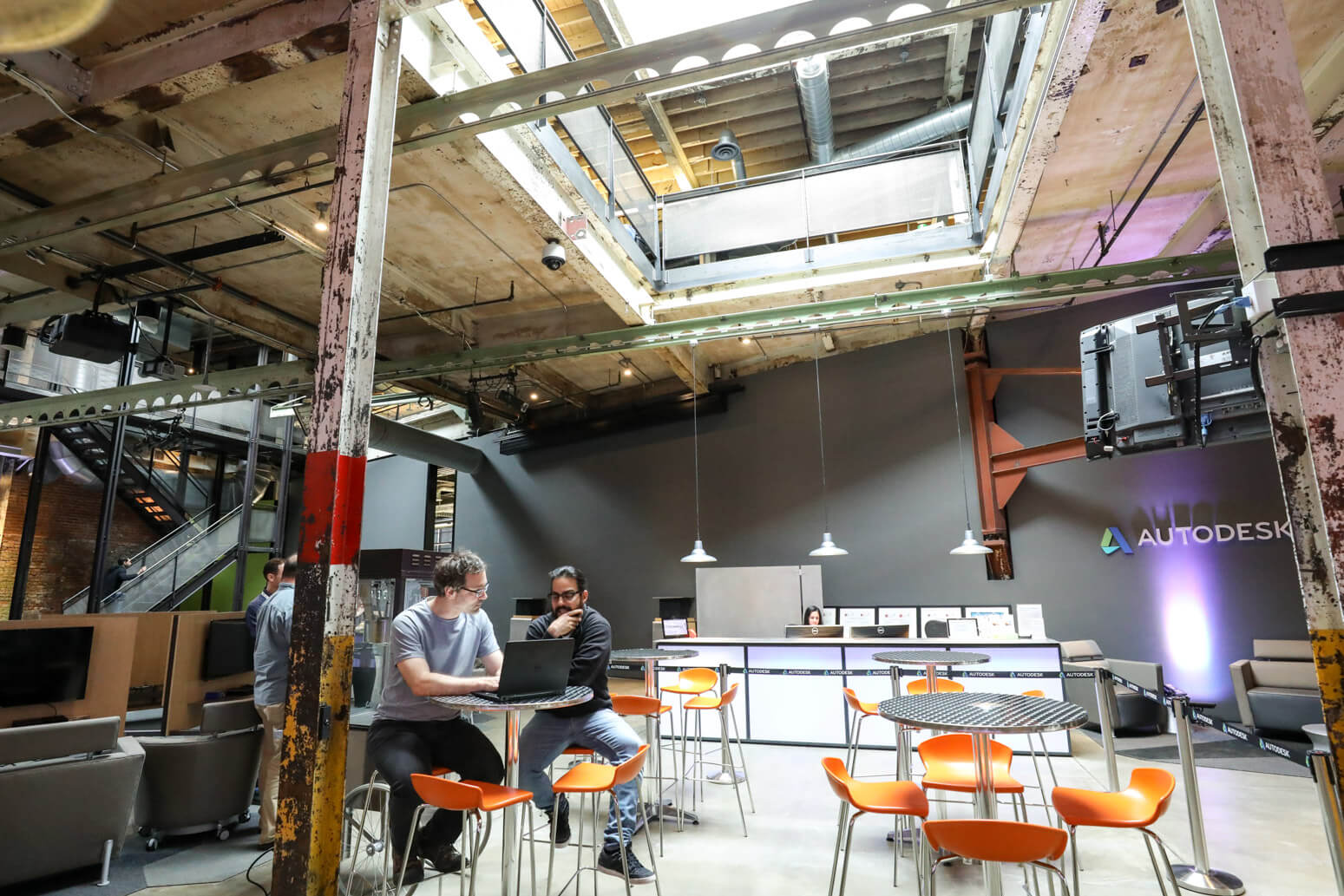 Autodesk Montreal Office Killer Spaces-17