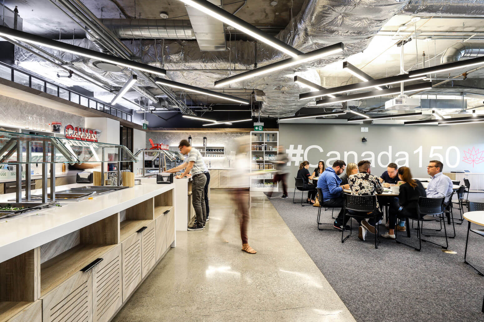 twitter doubles silicon valley office. Twitter Canada Office Killer Spaces-20 Doubles Silicon Valley