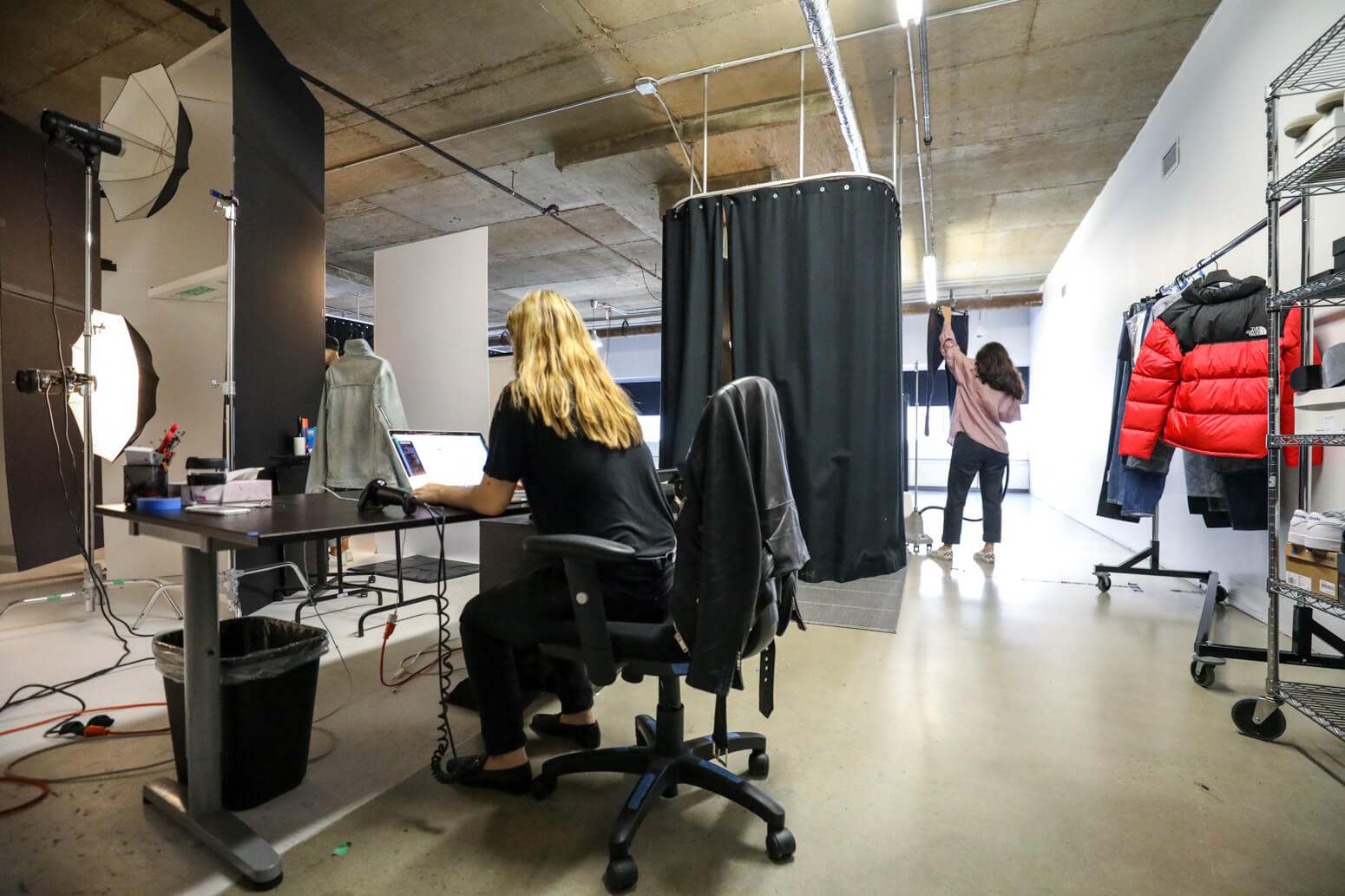 SSENSE Office Killer Spaces Montreal-14