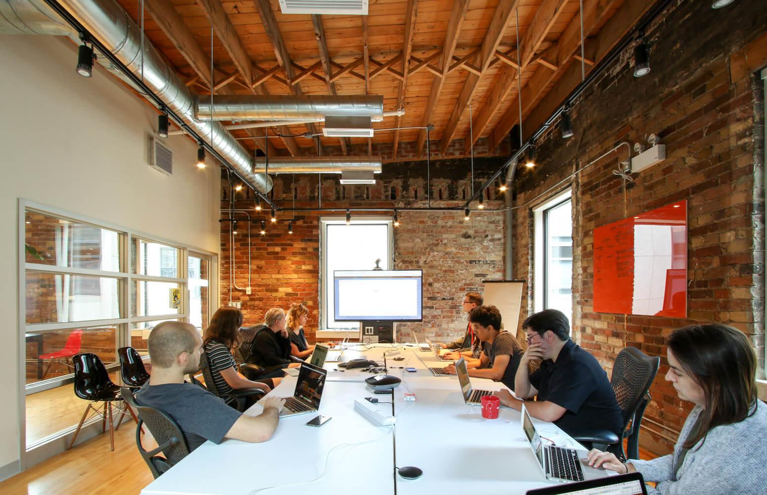 Wattpad's Office Tells A Thousand Stories – Techvibes