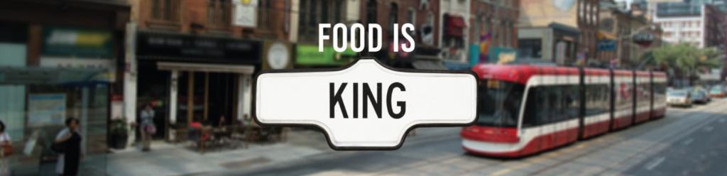food is king ritual