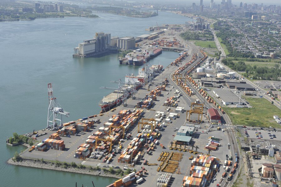 port of montreal