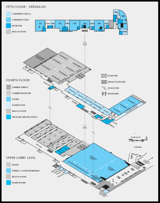 Fontainebleau Maps