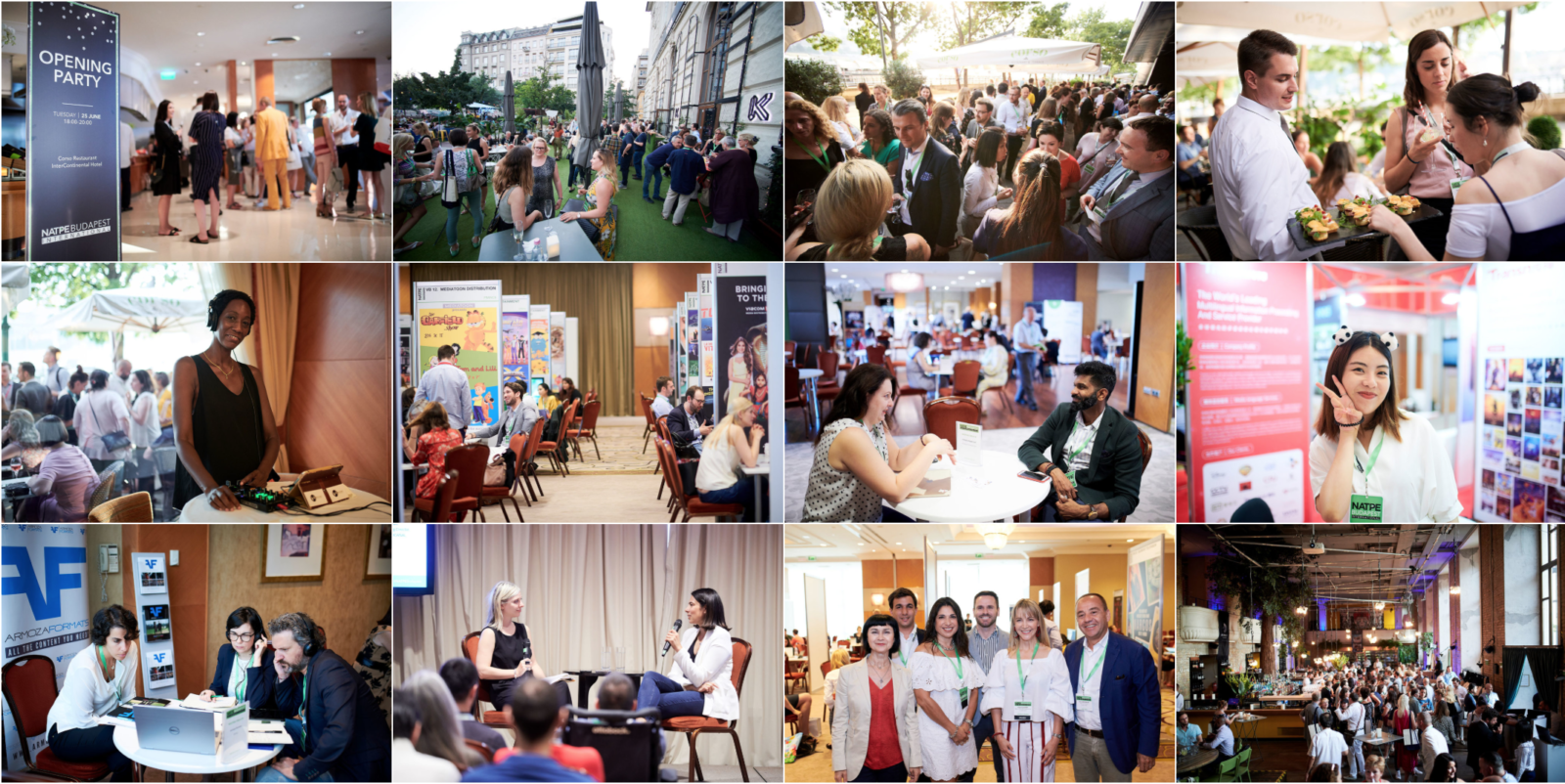 NATPE Budapest International – NATPE