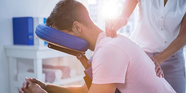 Workplace Massage | Company Wellness Initiative