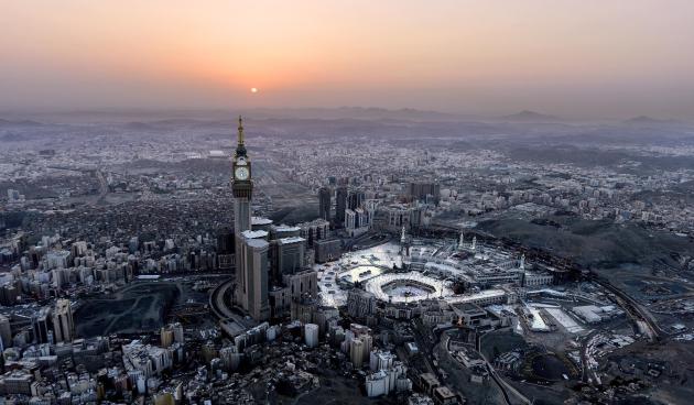 السعودية تعلن عن وصول 1.497 مليون حاج إلى الأراضي المقدسة من الخارج  وتوقعات بلوغهم  مليوني حاج