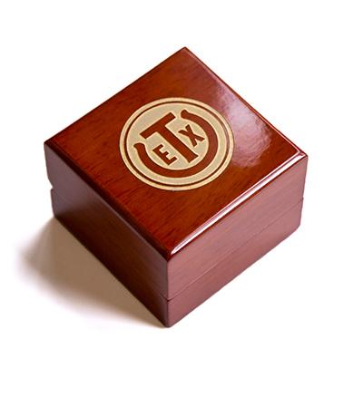 UT Class Ring Box