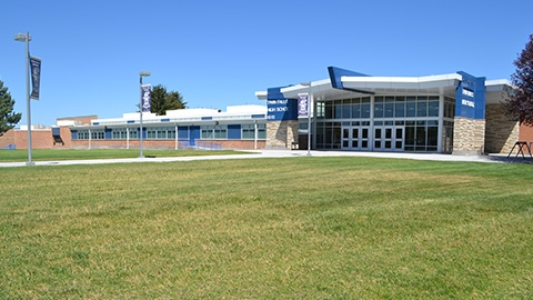 Twin Falls High School