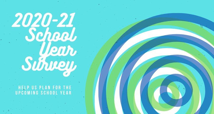 2020-21 School Year Survey