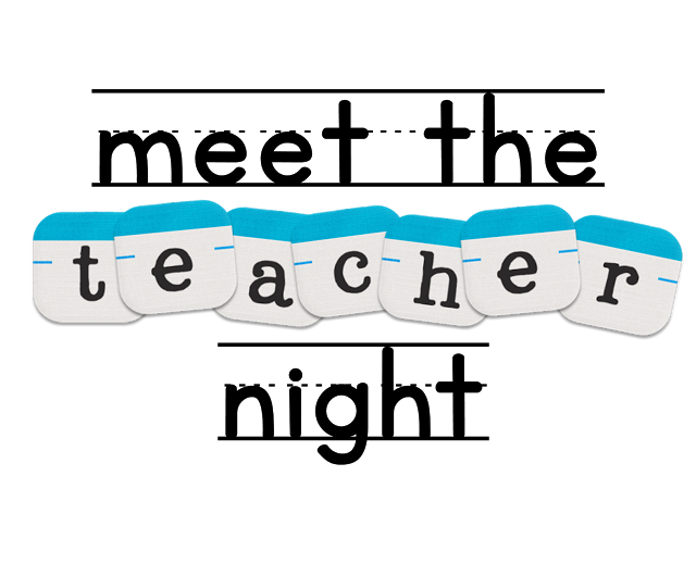 Image result for meet the teacher night