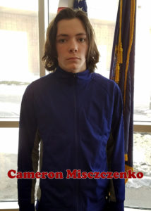 Cameron Misczczenko_Will Power_Freshman1