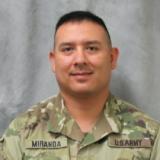 Sgt David Miranda