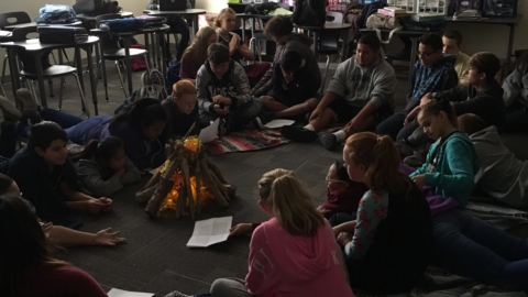 Archer's Native American Folklore – South Hills Middle School