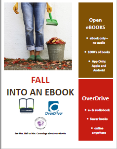 Fall into an eBook