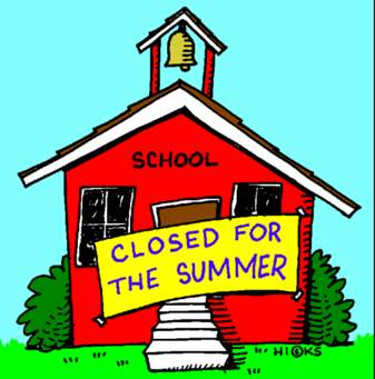 School's Out for Summer – Vera C. O'Leary Middle School